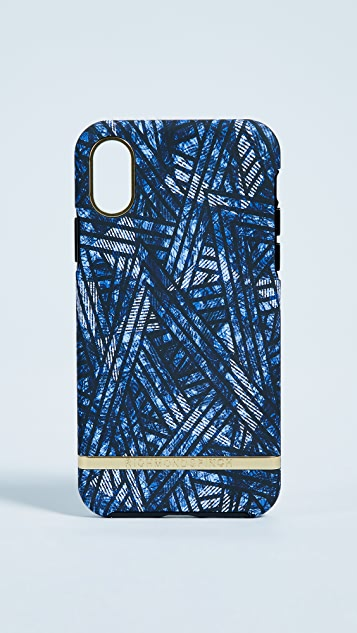 Richmond & Finch Denim iPhone X Case