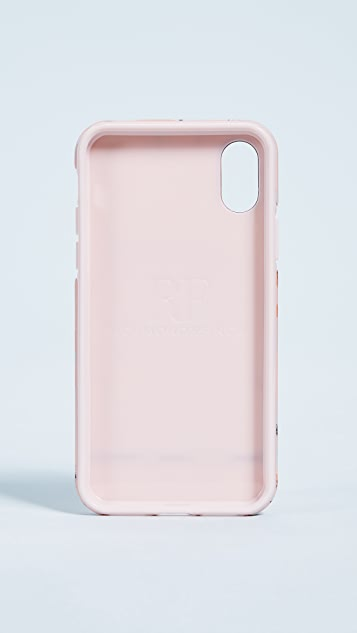 Richmond & Finch Pink Flamingo iPhone X Case