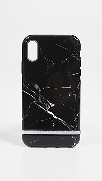Richmond   Finch Black Marble iPhone XR Case  966bf808a6a1