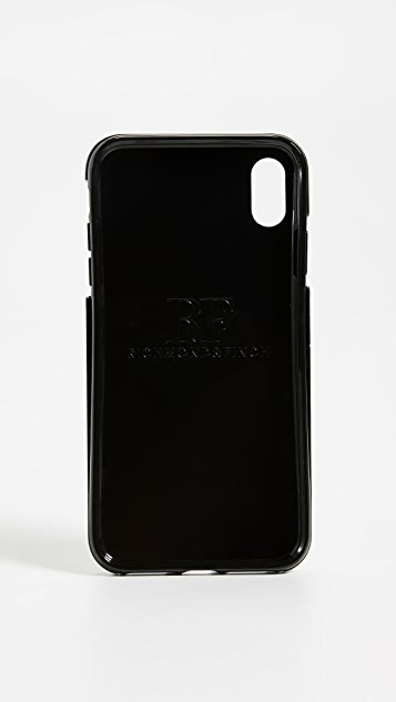 Richmond & Finch Black Marble iPhone XS Max Case