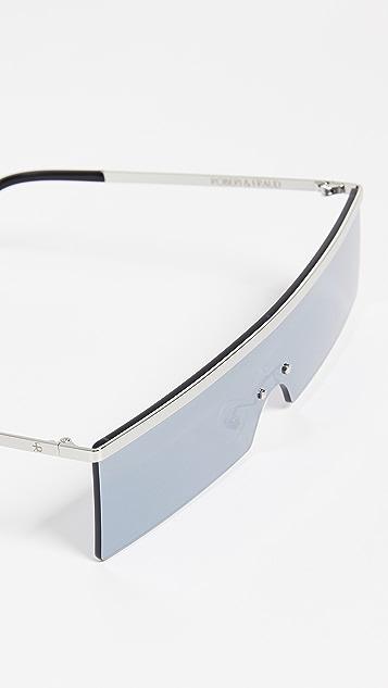 Roberi & Fraud Солнцезащитные очки Margaret
