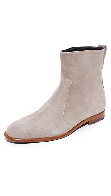 Robert Geller Robert Geller x Common Projects Chelsea Boots