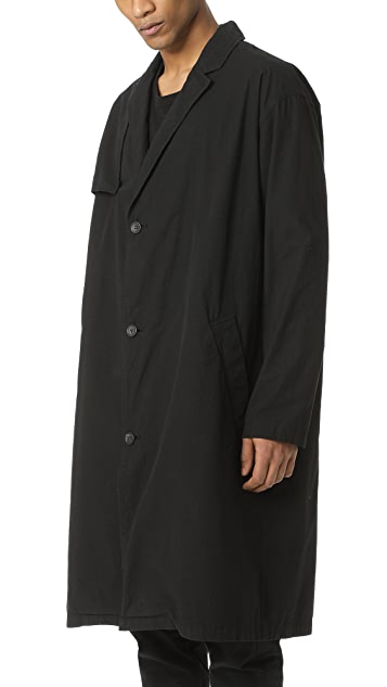 Robert Geller The Enzyme Wash Coat
