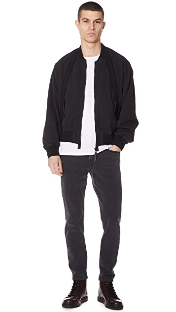 5c045f210 Bertrand Paper Cotton Bomber Jacket