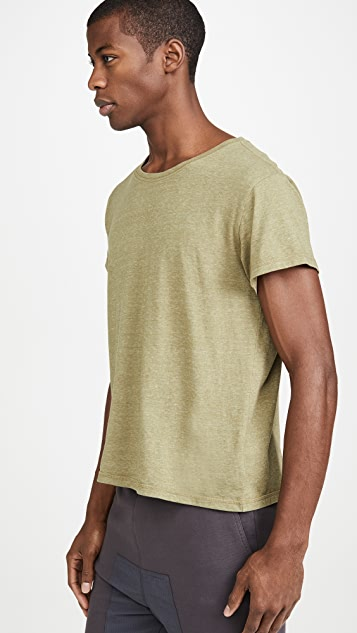 Robert Geller Garment Dyed T-Shirt