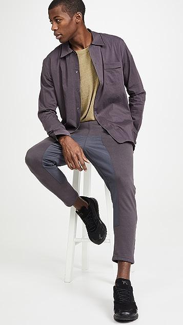 Robert Geller Garment Dyed Sweatpants