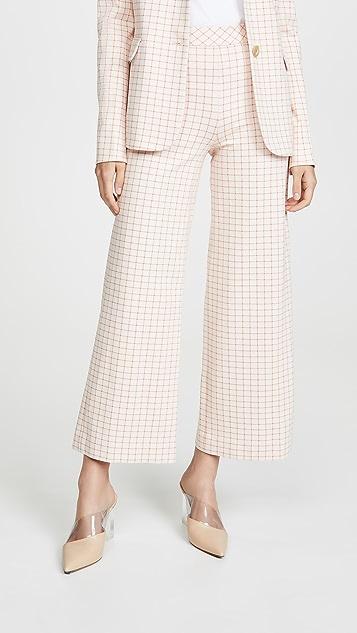 Rosetta Getty Прямые брюки без застежки