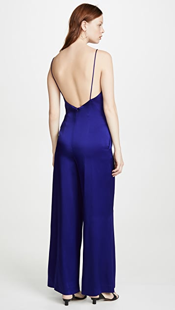 Rosetta Getty Camisole Jumpsuit