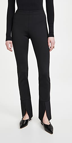 Rosetta Getty - 紧身可折叠裤脚套穿裤