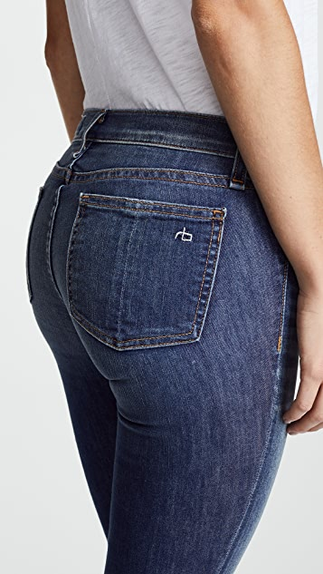 Rag & Bone/JEAN The Capri Jeans