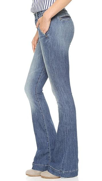 Rag & Bone/JEAN Trouser Bell Jeans
