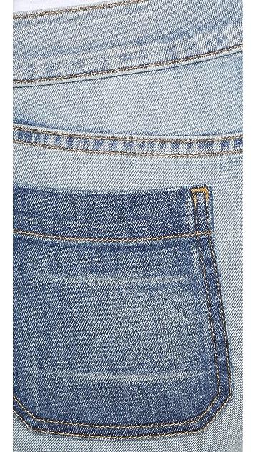 Rag & Bone/JEAN Santa Cruz Flare Jeans
