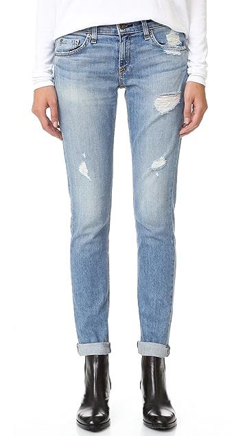 Rag & Bone/JEAN The Dre Boyfriend Skinny Jeans