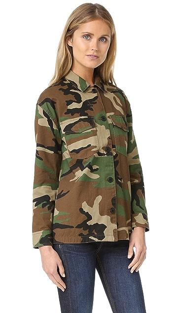 Rag & Bone/JEAN Irving Shirt Jacket