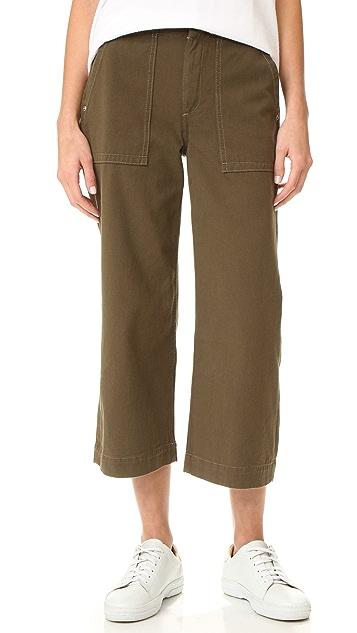 Rag & Bone/JEAN Denny Crop Pants