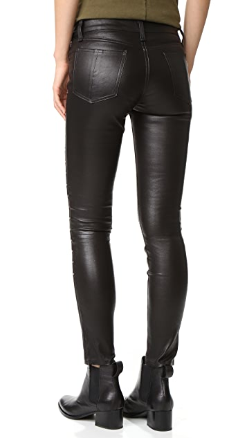 Rag & Bone/JEAN The Hyde Leather Pants