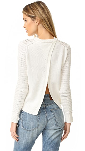 Rag & Bone/JEAN Elsie Crew Sweater