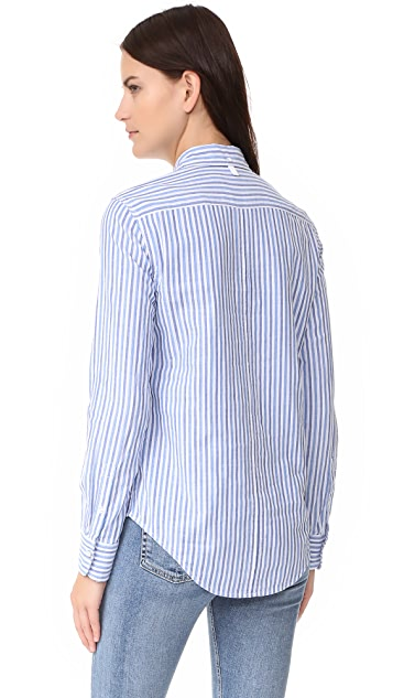 Rag & Bone/JEAN Stripe Classic Shirt