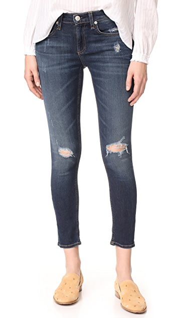 Rag & Bone/JEAN Capri Jeans