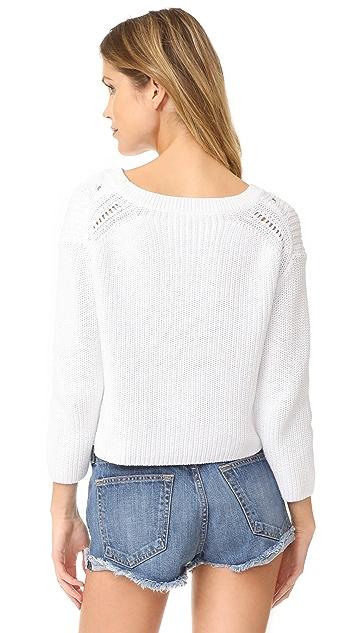 Rag & Bone/JEAN Lara Crew Sweater