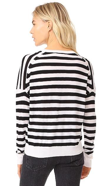 Rag & Bone/JEAN Bevan V Neck Sweater