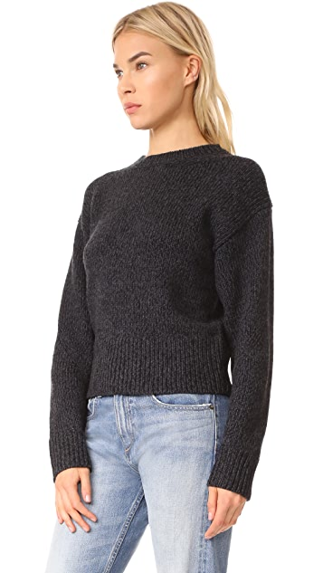 Rag & Bone/JEAN Sheila Crew Neck Sweater