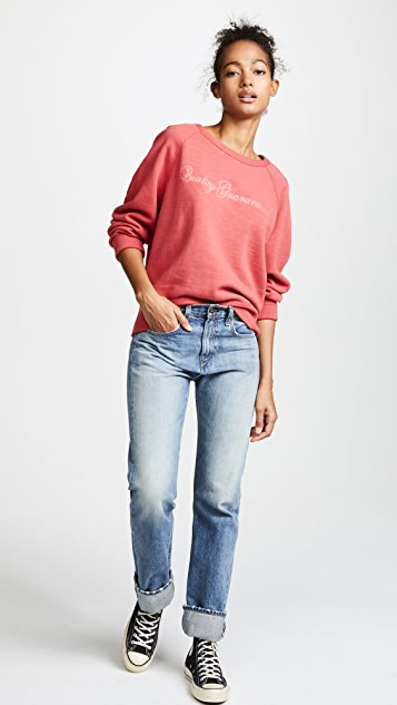 Rag & Bone/JEAN The Raglan Sweatshirt