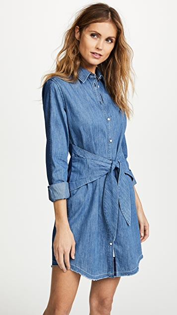 Rag & Bone/JEAN Destroyed Sadie Dress