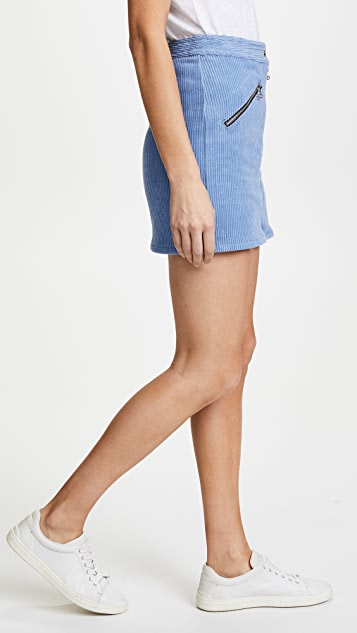Rag & Bone/JEAN Racer Skirt