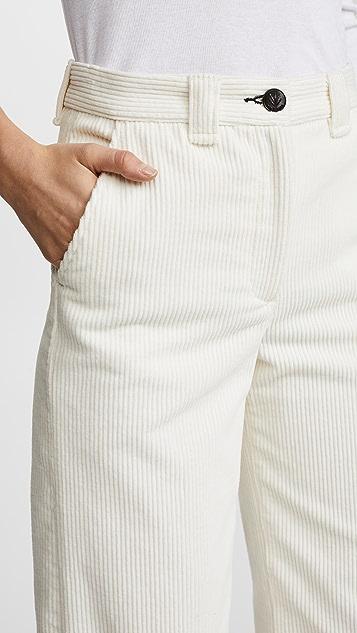Rag & Bone/JEAN Lari Corduroy Pants