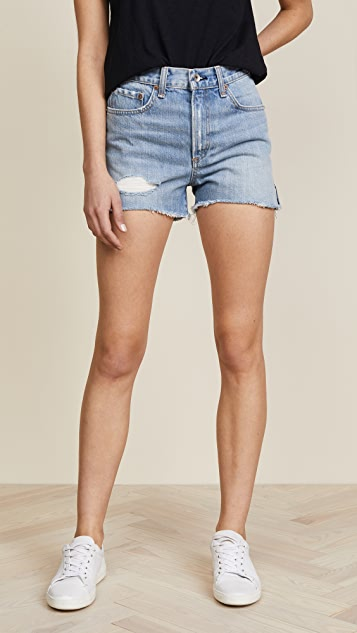 Denim Justine Short Cut-off Rag & Bone vx1O52Y