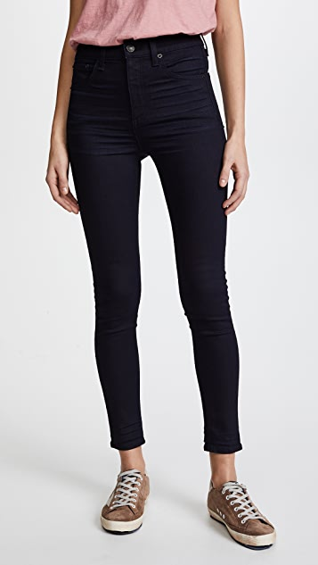 Ankle Skinny jeans Rag & Bone QGAt04