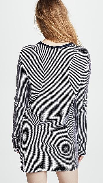 Rag & Bone/JEAN Striped Kit Dress