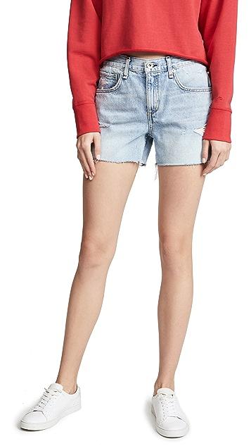 Rag & Bone/JEAN Boy Shorts