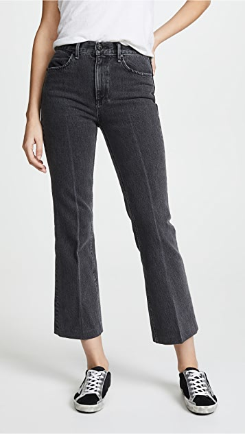 Rag & Bone/JEAN The Dylan Straight Leg Jeans