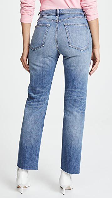 Rag & Bone/JEAN The Straight Leg Jeans