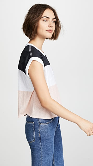 Rag & Bone/JEAN Percy Muscle Tee