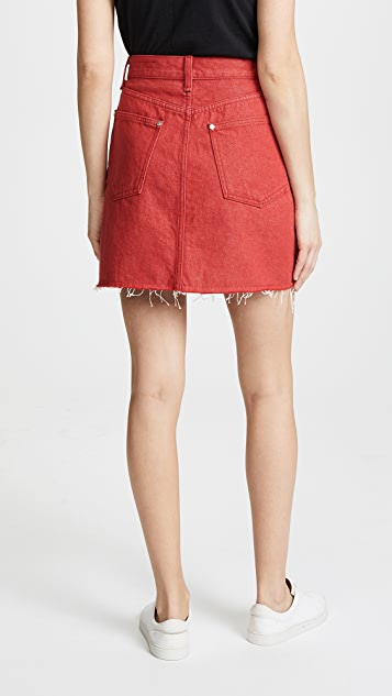 Rag & Bone/JEAN Moss Skirt