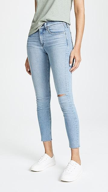 Lena raw hem skinny jeans - Blue Rag & Bone Sast Sale Online Outlet Where Can You Find M6yL338