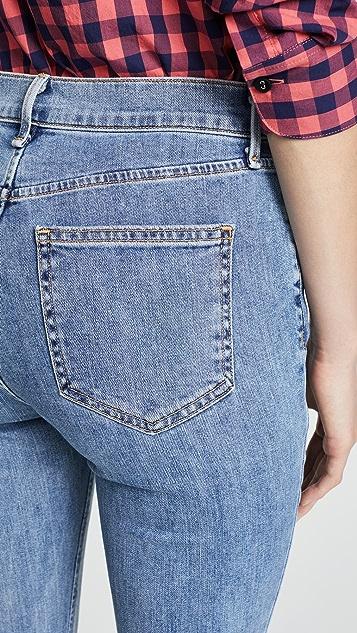 Rag & Bone/JEAN Ankle Cigarette Jeans