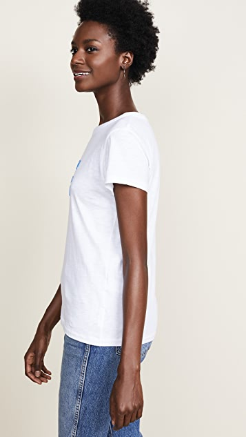 Rag & Bone/JEAN Good Times Tee