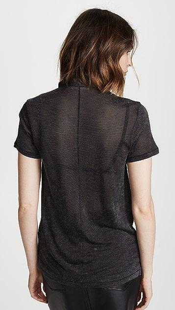 Rag & Bone/JEAN Dawson Polo Shirt