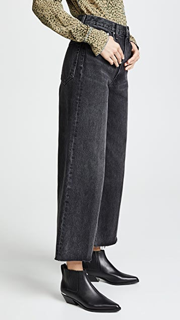 Rag & Bone/JEAN Haru Wide Leg Jeans