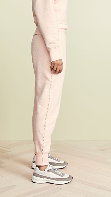 Rag & Bone/JEAN Brushed Inside Out Terry Sweatpants