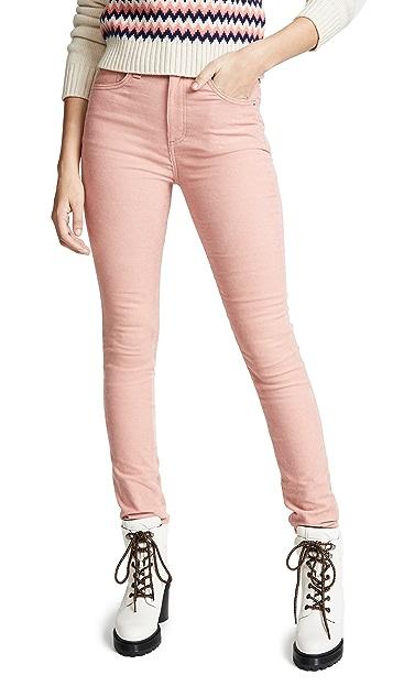 Rag & Bone/JEAN High Rise Corduroy Skinny Jeans