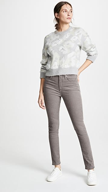 Rag & Bone/JEAN High Rise Corduroy Skinny Pants