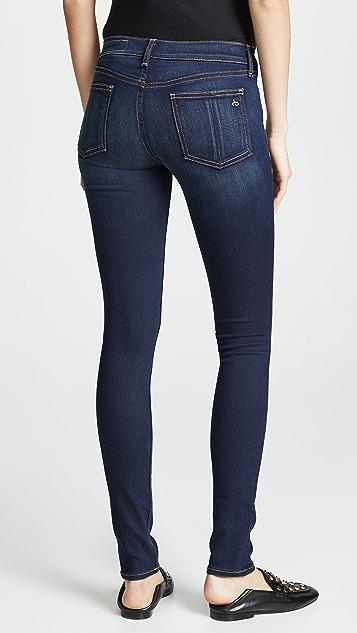 Rag & Bone/JEAN Maternity Skinny Jeans