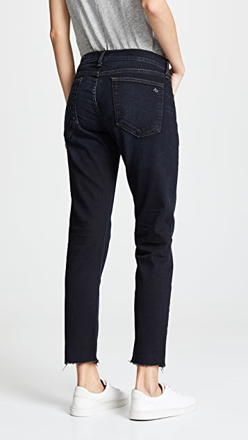 Rag & Bone/JEAN The Ankle Dre Slim BF Jeans