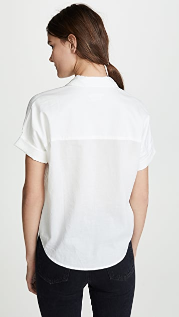 Rag & Bone/JEAN 绑带衬衣