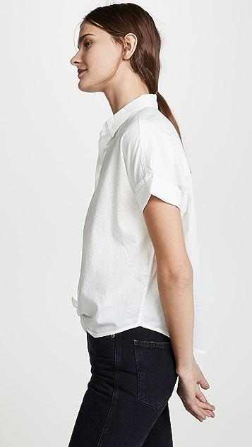 Rag & Bone/JEAN Tie Shirt
